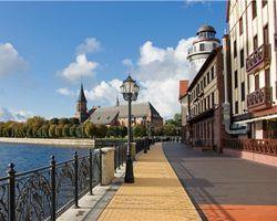 Семинар по Калининграду для турагентств