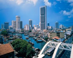 Путешествие в будущее! Юго-Восточная Азия для туристов.