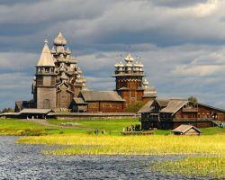 Путешествие на Русский Север